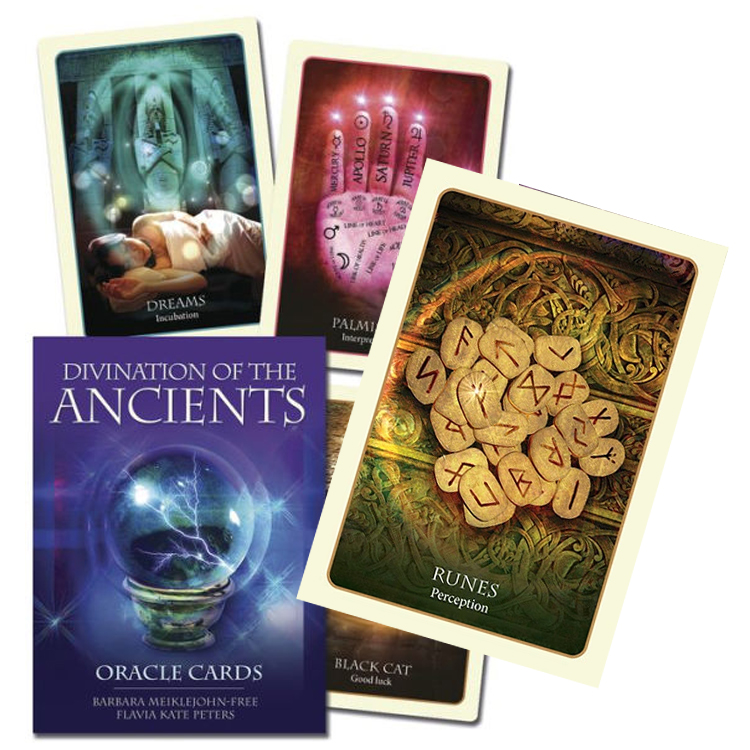 Divination of the Ancients by Barbara Meiklejohn-Free